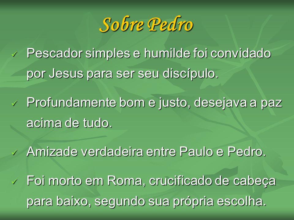 Leitura em grupo, da síntese dos principais ensinos das epístolas de Tiago e de Pedro.