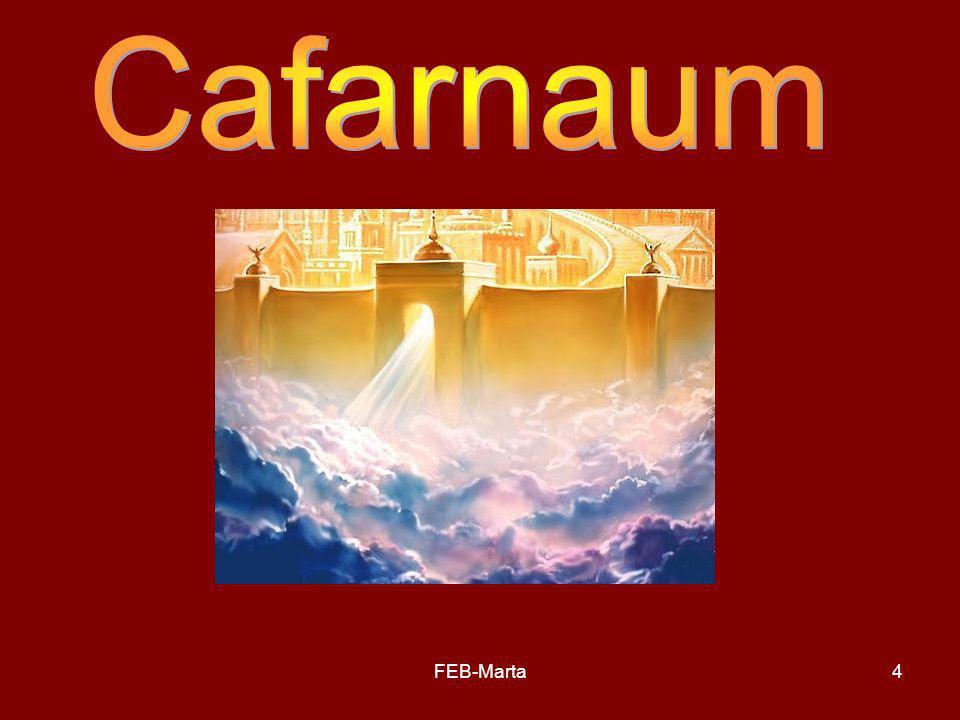 5 Cafarnaum é caphar, que designa aldeia.