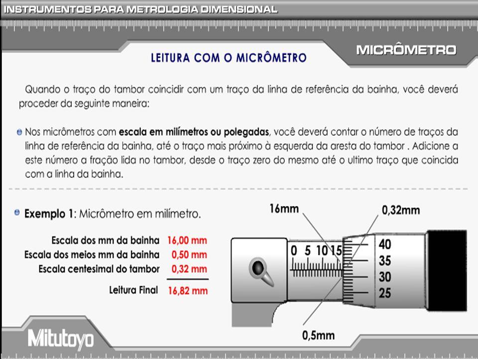 19/08/08 Exercícios Exercícios a)b) R: 42,00+48x0, 01=42,48mm a) 3,00mm