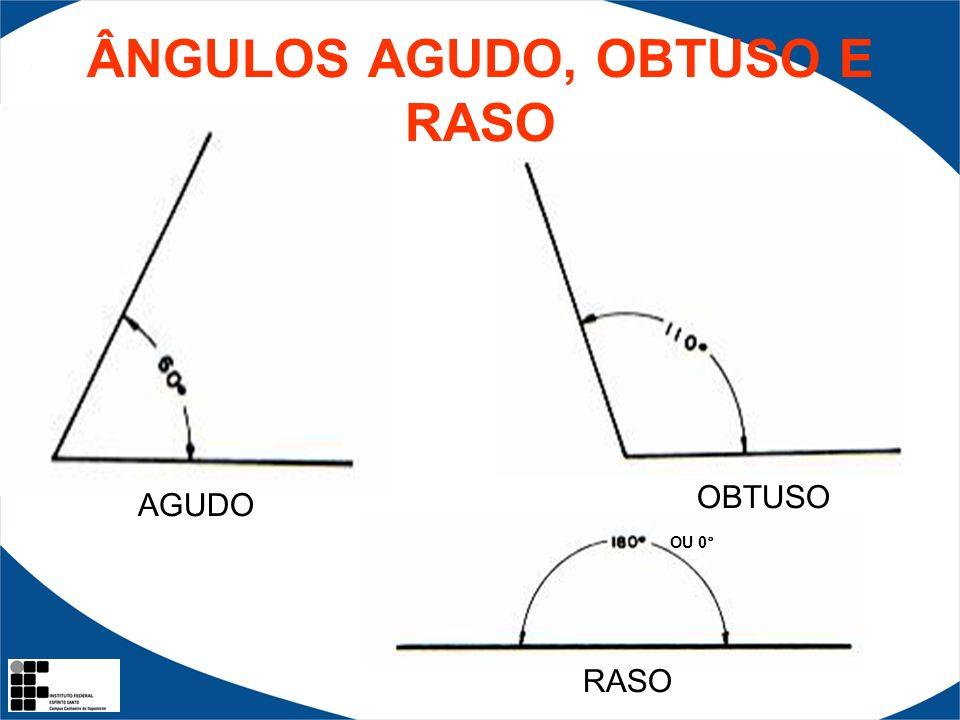 Angulo Obtuso y Agudo Ngulos Agudo Obtuso e Raso