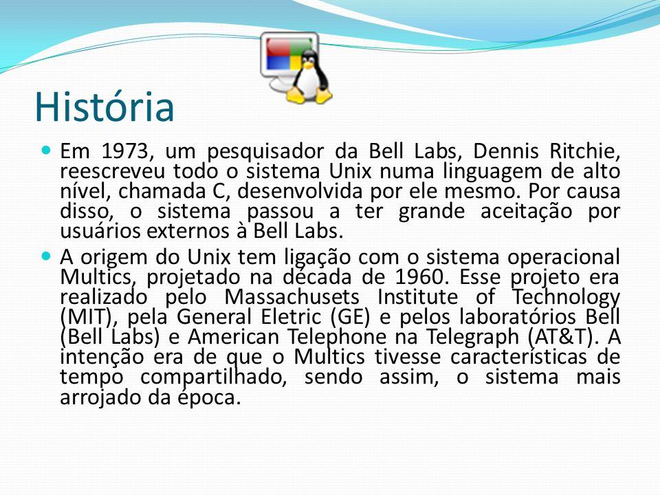 Instalação O processo de instalação de um sistema Linux varia de uma distribuição para outra.