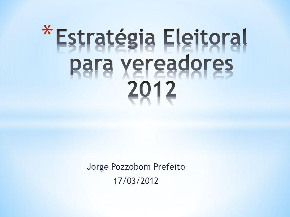 Jorge Pozzobom Prefeito 17/03/2012