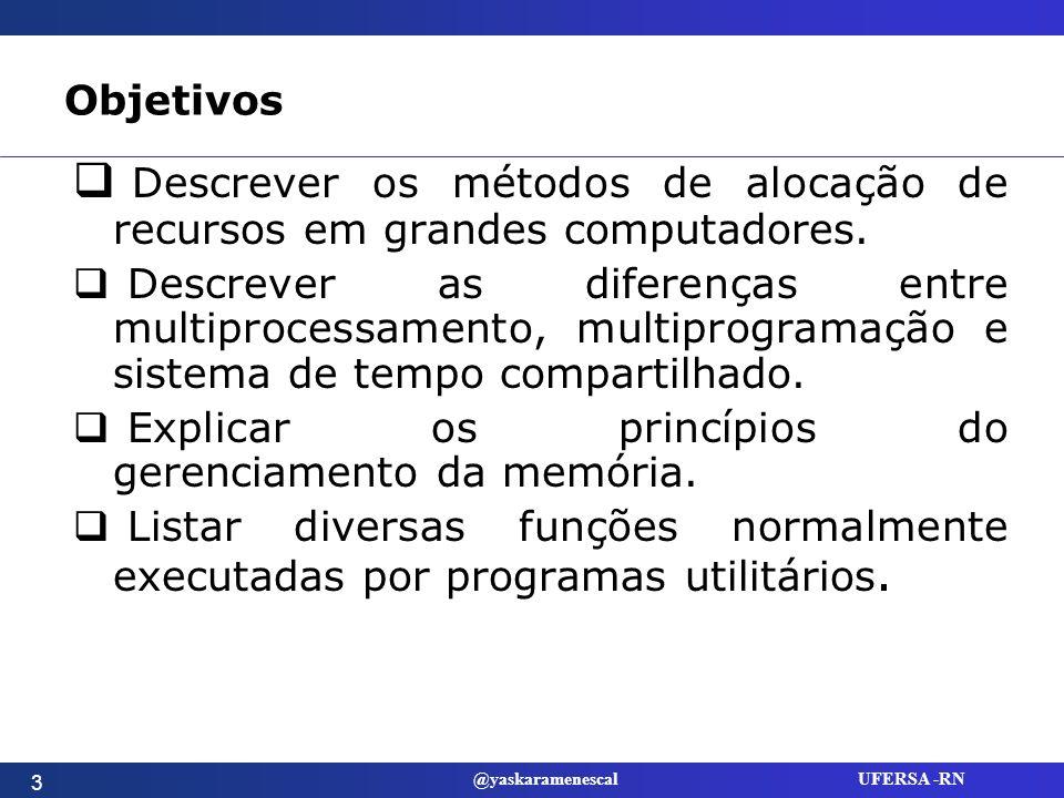 @yaskaramenescal UFERSA -RN Melhorias do Windows 98 Capacidades para navegação na Internet/intranet.