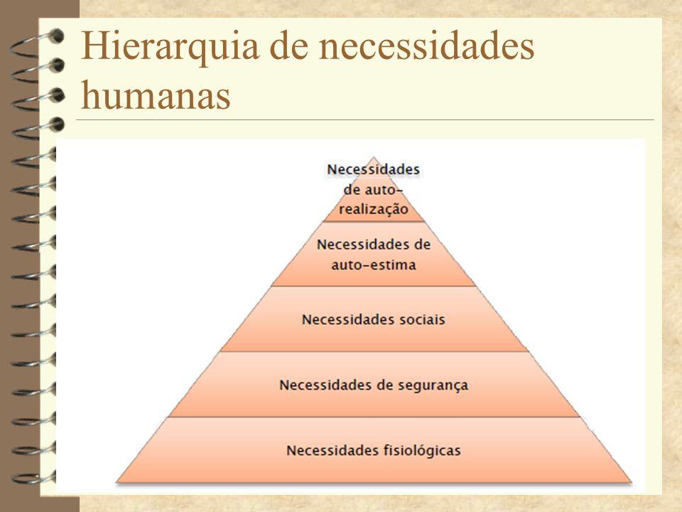 Como satisfazer necessidades 4 Sociais –Prover facilidades comuns; –Permitir comunicações informais.