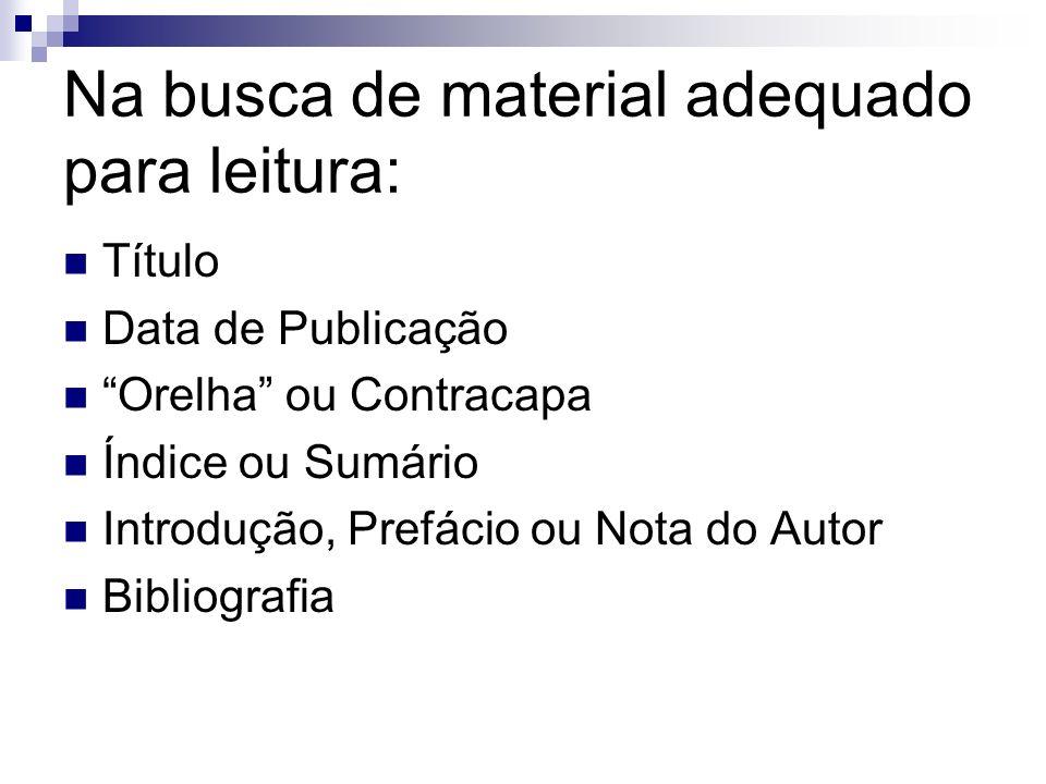 Exemplo de ficha Ocupações marginais no nordeste paulista PASTORE, José – Modelos explicativos da mobilidade social.