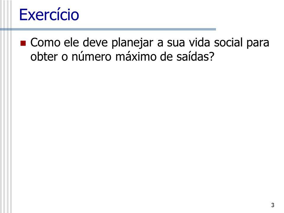 4 Referências: LACHTERMACHER, G.Pesquisa Operacional na Tomada de Decisões: modelagem em Excel.