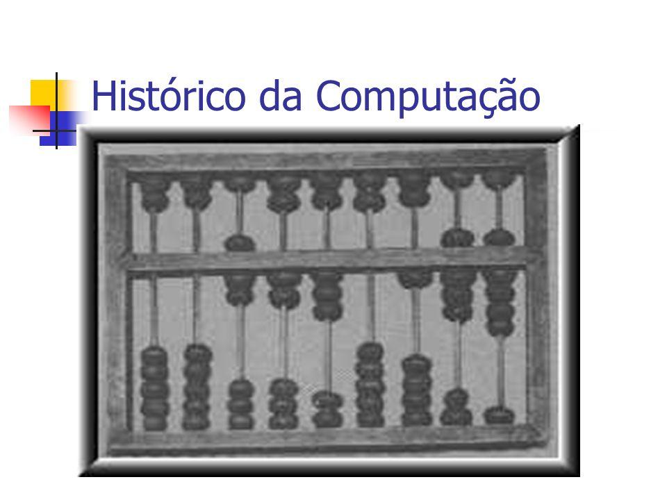 1ª Geração 1945 – ENIAC– Máquina Americana A 2ª Guerra exigia computadores cada vez mais rápido O modelo utilizava válvulas eletrônicas e os números eram manipulados de forma decimal Era difícil mudar as instruções do computador, pois a programação era feita pelos fios e válvulas e troca de posição entre eles