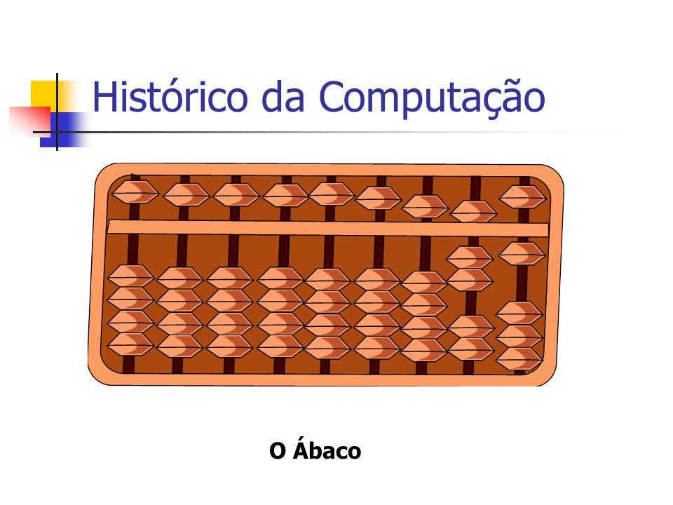 1835 – Primeiro Programa – Ada Augusta Byron Realizou testes na Máquina Analítica de Babbage Ada criou o programa conjunto ordenado de instruções que determina do dispositivo o que, como, onde e quando fazer Considerada a 1ª programadora do Mundo