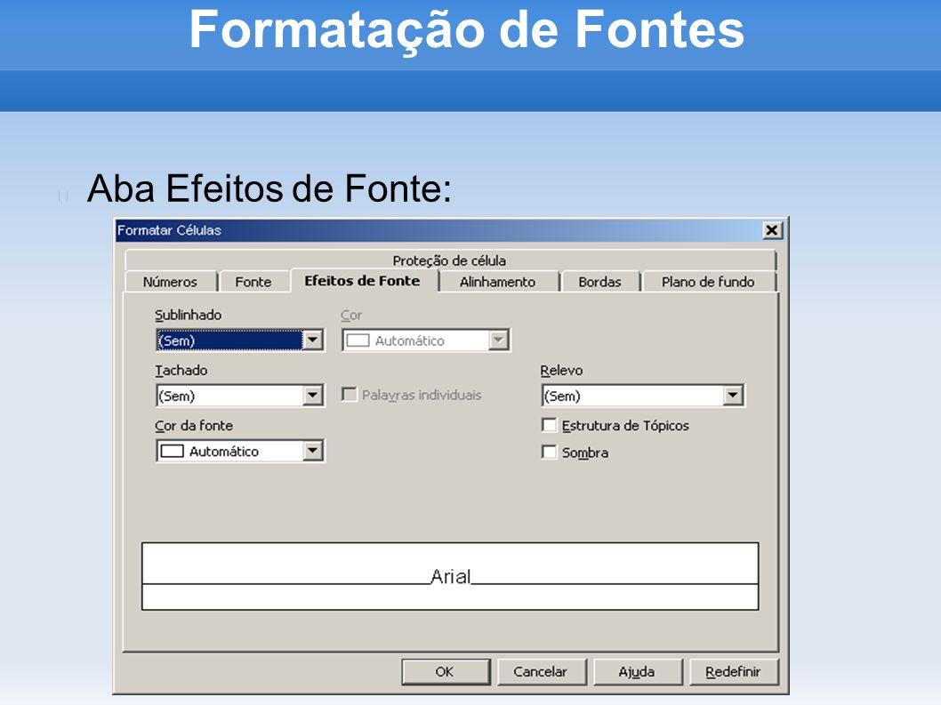 Formatação de Números Valor numéricos podem ser exibidos em vários formatos: Exemplo: l000 – 1.000 – 1000,00 – 1.000,00: Como formatar números:
