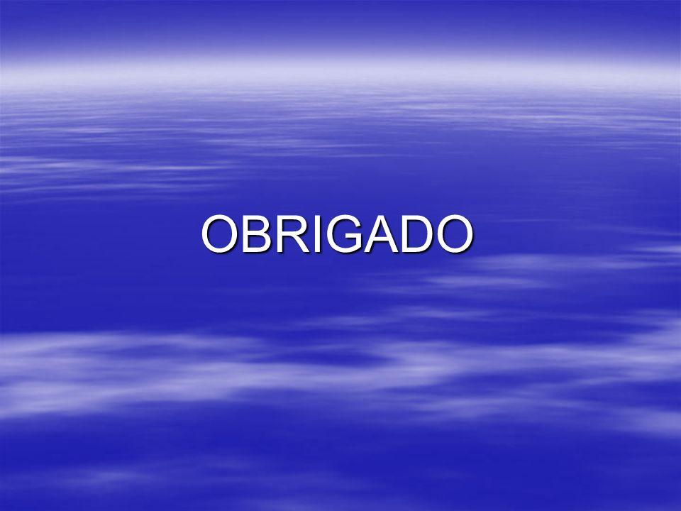 OBRIGADO OBRIGADO