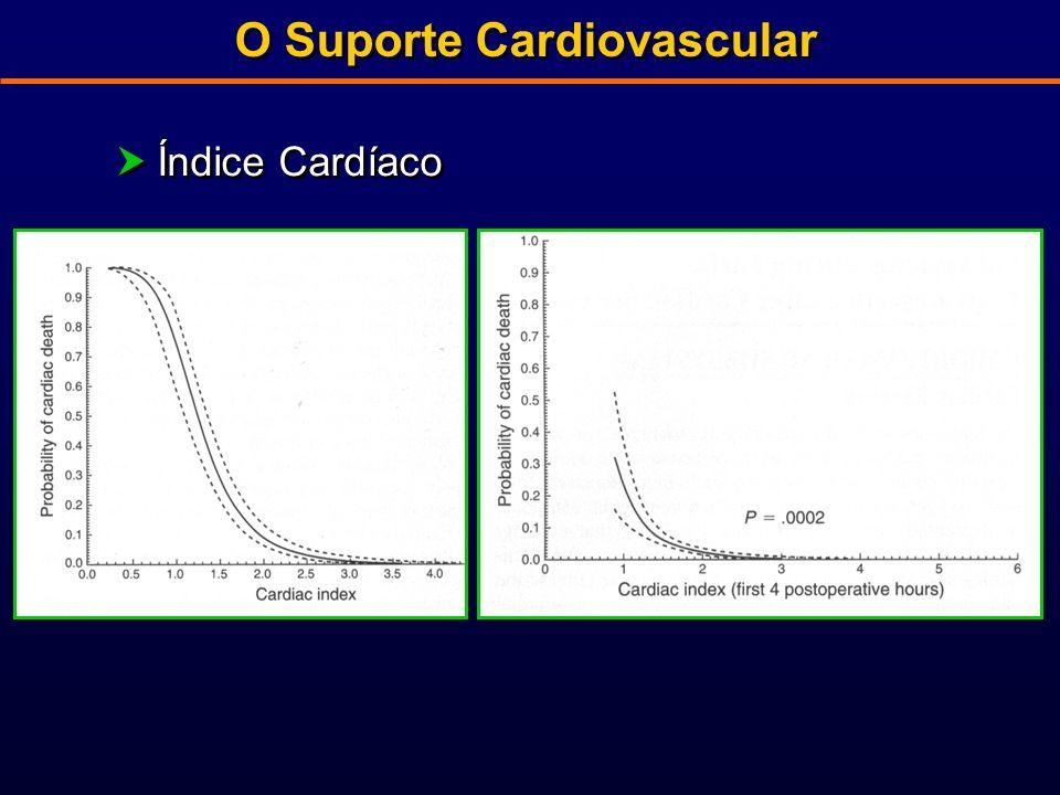 Tempo de isquemia miocárdica O Suporte Cardiovascular