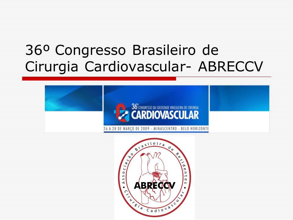 ABRECCV (2009-2010) DEPARTAMENTO DE CORONARIOPATIAS: Dra.