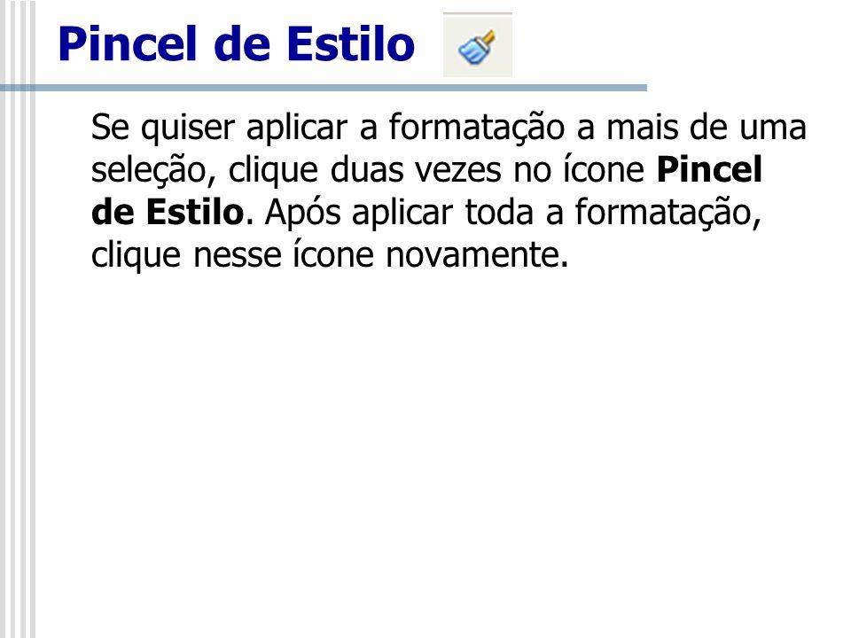 TRABALHANDO COM ARQUIVOS Arquivo/Novo O comando Novo abre um novo documento do BrOffice.
