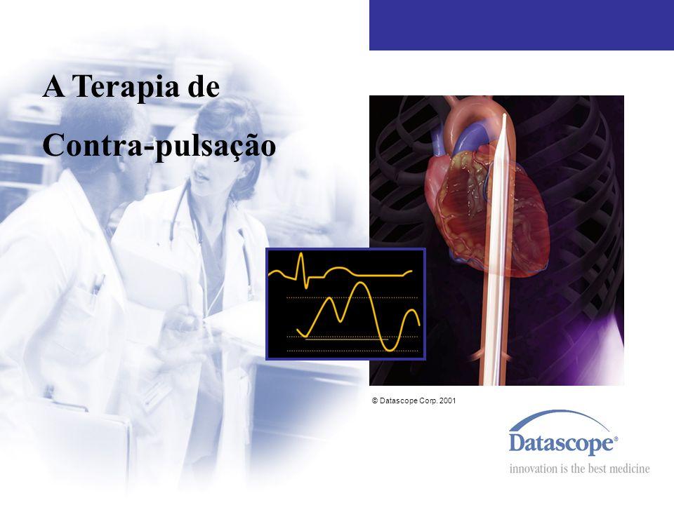A Terapia de Contra-pulsação © Datascope Corp. 2001