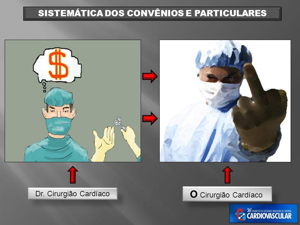 Dr. Cirurgião Cardíaco O Cirurgião Cardíaco