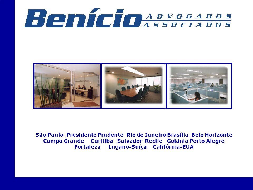 São Paulo Presidente Prudente Rio de Janeiro Brasília Belo Horizonte Campo Grande Curitiba Salvador Recife Goiânia Porto Alegre Fortaleza Lugano-Suíça