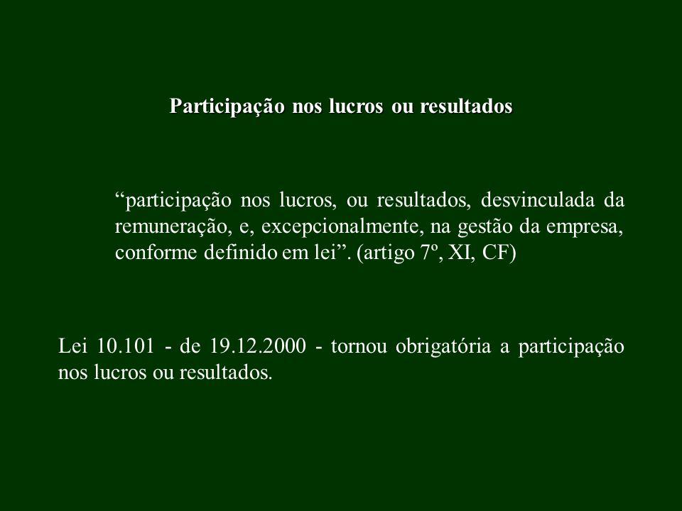 Benefícios Convênios Médico e Odontológico - Seguro de Vida e Acidentes Pessoais Lei 10.243 - 19.06.2001 - alterou §2º, art.