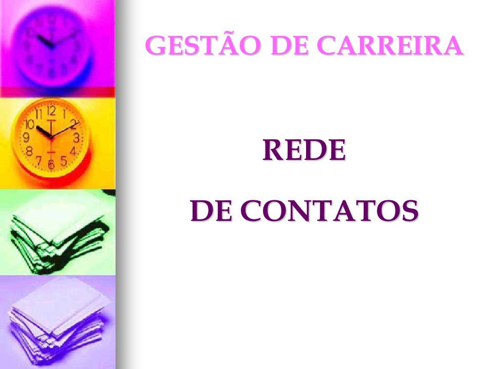REDE DE CONTATOS