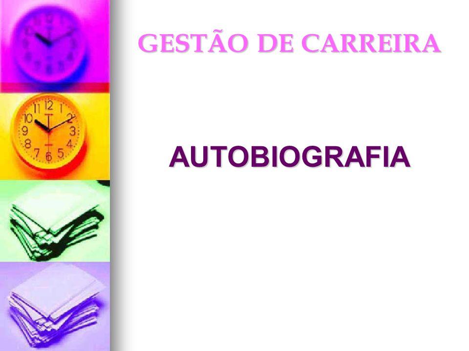 GESTÃO DE CARREIRA OBJETIVOS OBJETIVOSDE MÉDIO PRAZO