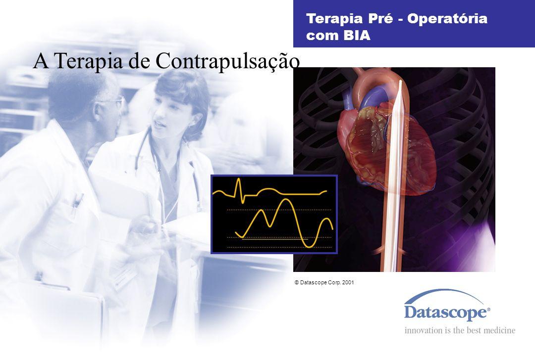 A Terapia de Contrapulsação Inicialmente introduzida na pratica clínica no final dos anos 60.