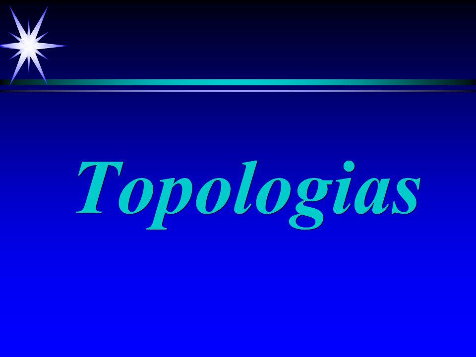 Topologias Topologias