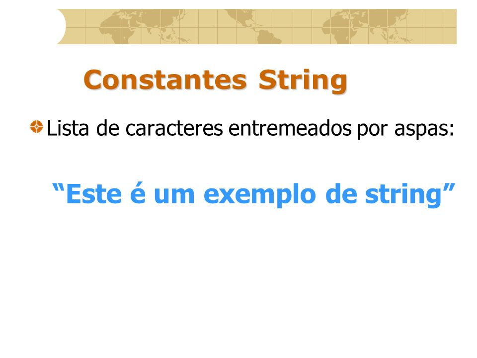 Leitura de String Função gets ( ) Observação: a função gets não realiza qualquer verificação de limites na matriz.