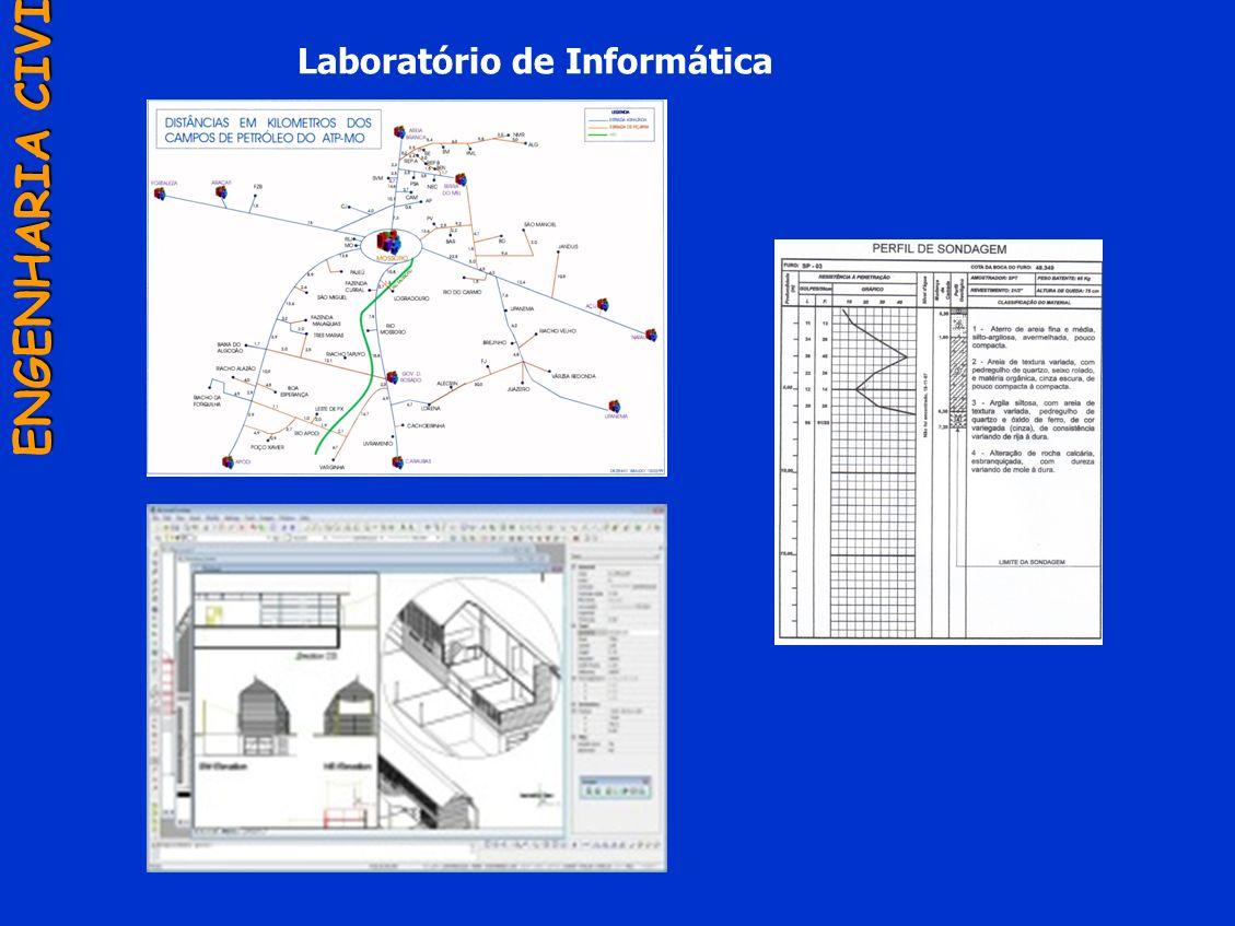 Laboratório de Informática ENGENHARIA CIVIL