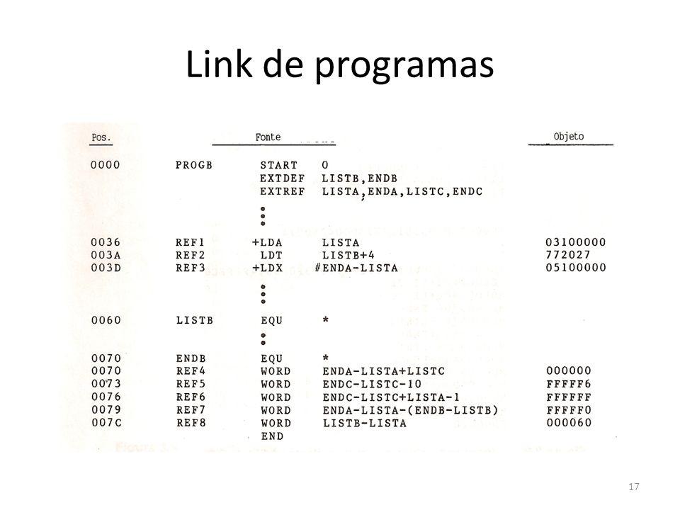 Link de programas 17