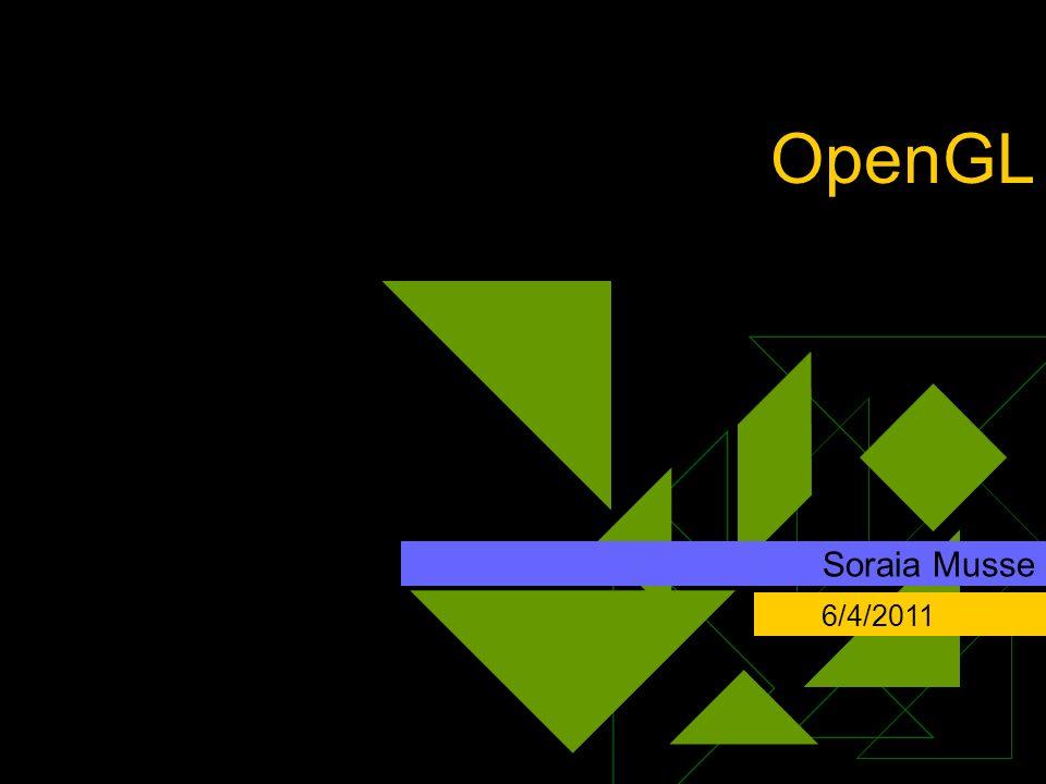 Roteiro Introdução Utilização Exemplo de Programa Nomes das Funções/Métodos Bibliotecas Máquina de Estados Linhas, Pontos e Polígonos Transformações Geométricas