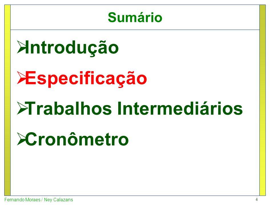 5 Fernando Moraes / Ney Calazans Especificação Usem a descrição de uso dos recursos da placa conforme definido acima: Um jogo de basquete é composto de 4 quartos com duração de exatamente 15 minutos (quartos são numerados de 1 a 4, Q1 a Q4) O tempo que falta para terminar um quarto em curso deve ser visualizado em notação decimal com precisão de centésimos de s (a conversão de hexadecimal para decimal deve ser feita no arquivo top.