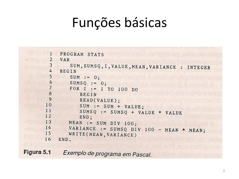Funções básicas 3