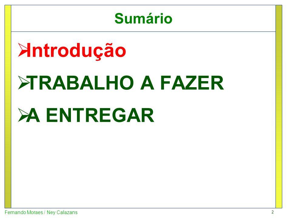 23 Fernando Moraes / Ney Calazans Validar este programa no MARS: –OBS: usem um laço com valor de contagem menor Sugestão para a área de dados (endereços de entrada e saída) out_dec_s:.word0x10008000 out_un:.word0x10008001 out_dz:.word0x10008002 out_ct:.word0x10008003 Como escrever nesta área de dados la $t0, out_dec_s # obtém endereço de reg periférico décimos lw $t0, 0($t0) sb$s0, 0($t0) # escreve valor de contagem ($s0) no periférico