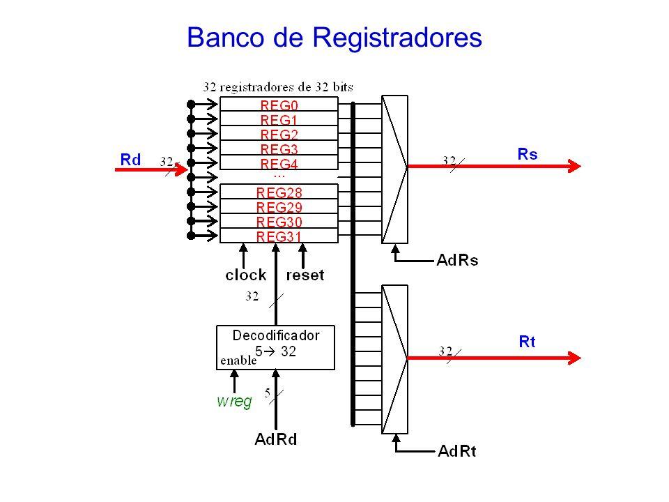 Banco de Registradores
