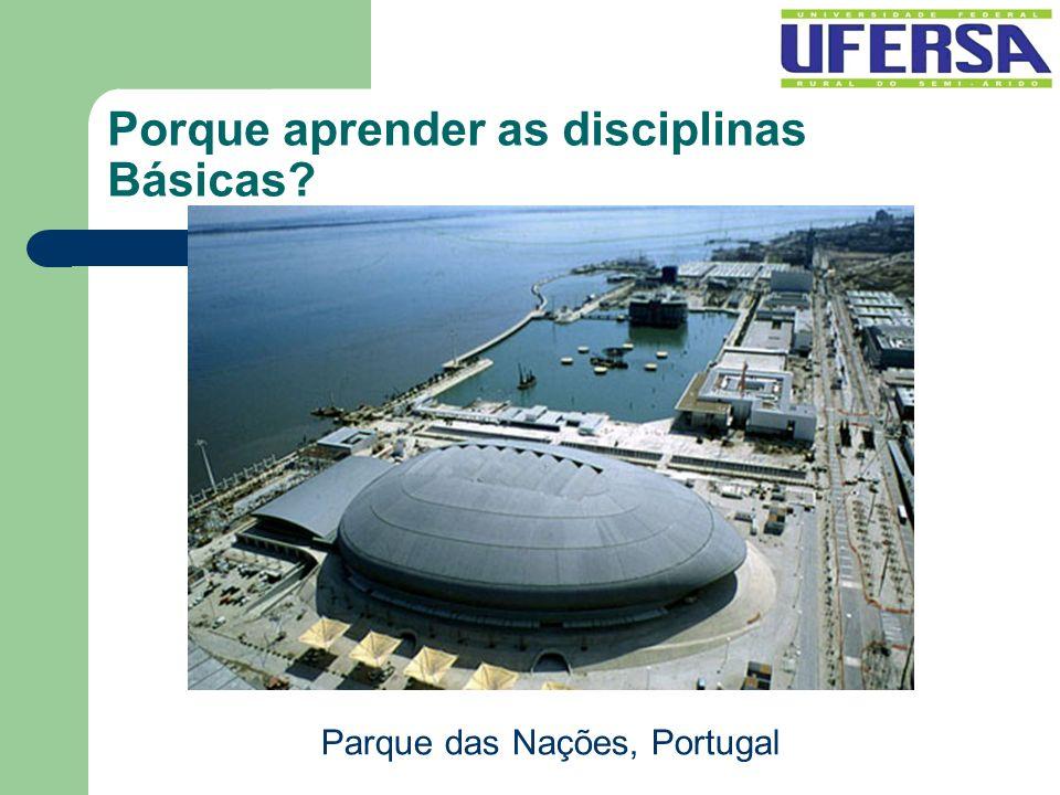 Porque aprender as disciplinas Básicas? Parque das Nações, Portugal