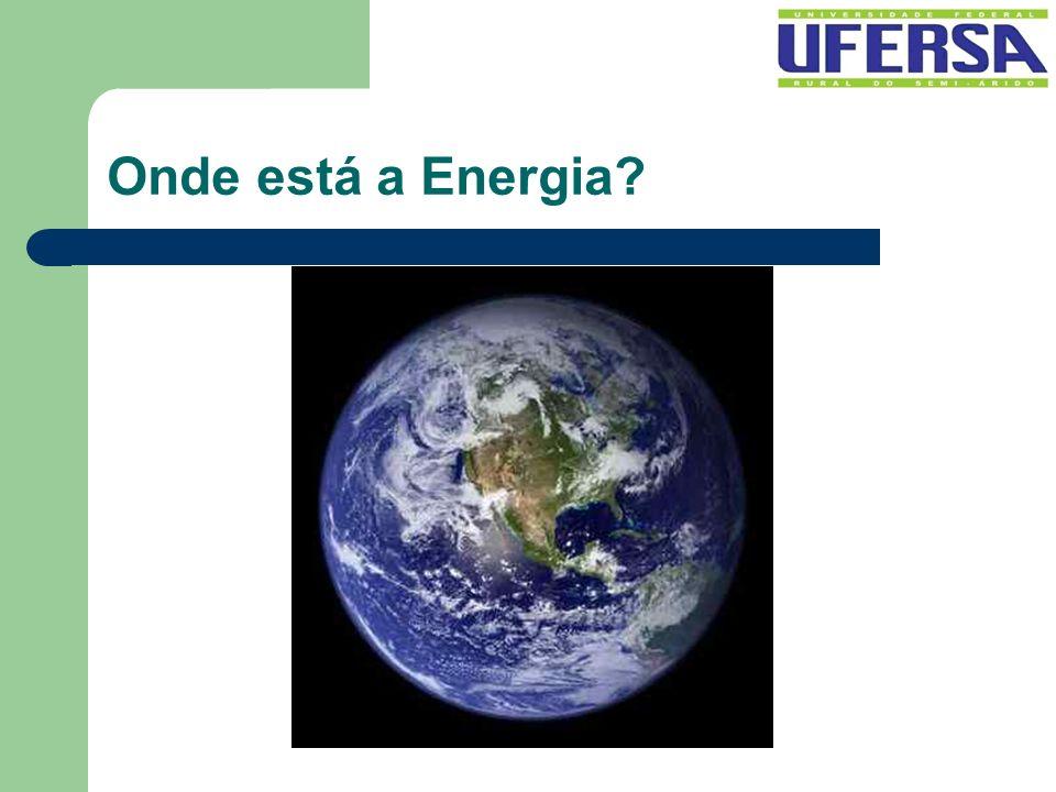 Onde está a Energia?