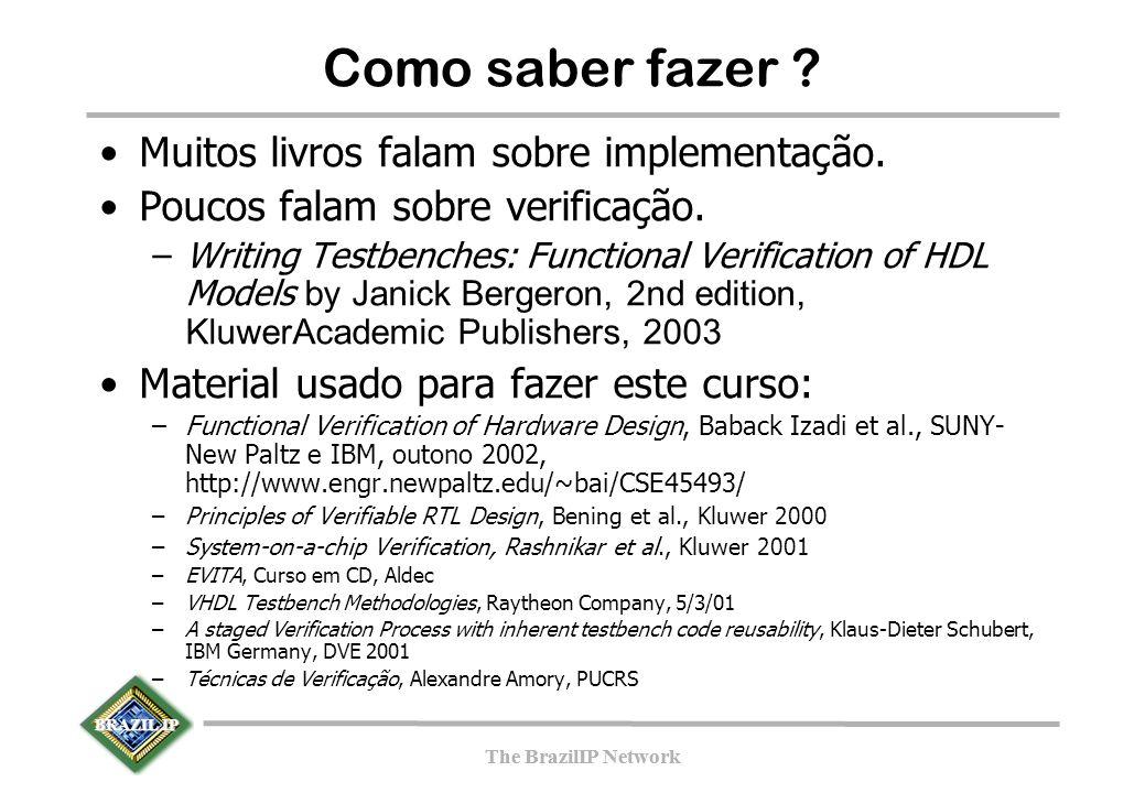 BRAZIL IP The BrazilIP Network BRAZIL IP The BrazilIP Network Como saber fazer .