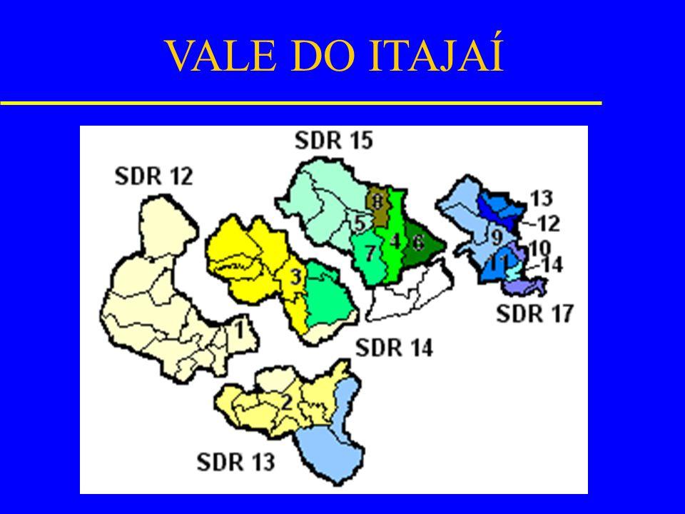 Campo Alegre sai de(23)entra em(25) Rio Negrinho sai de(23)entra em(25) São Bento do Sul sai de(23)entra em(25)