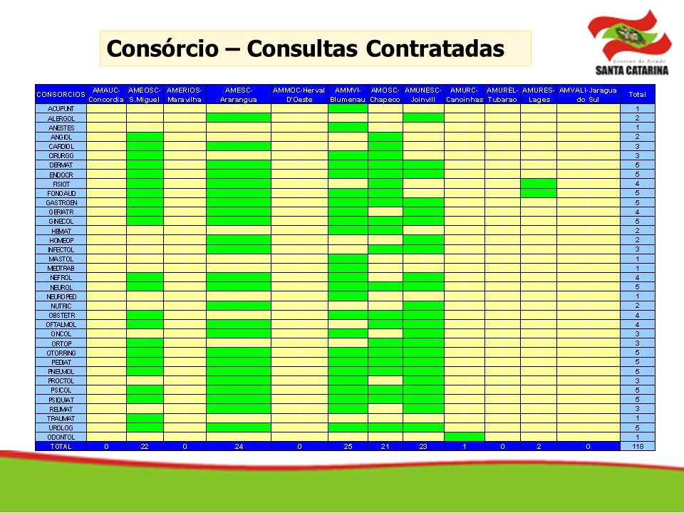 Consórcio – Consultas Contratadas