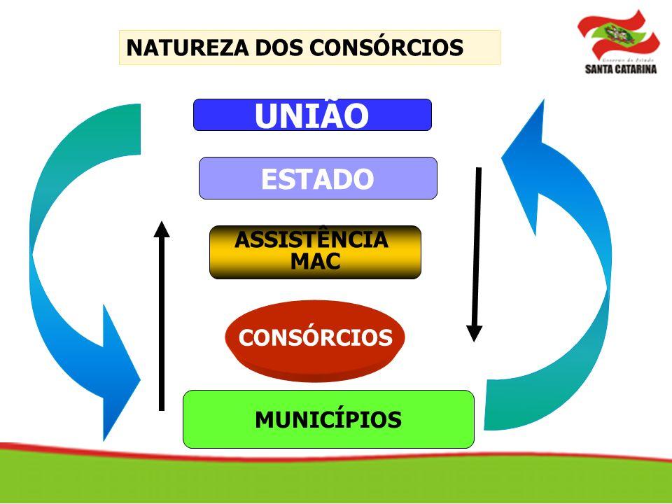 CONSÓRCIOS intermunicipais REGULARIZAÇÃO DOS CONSÓRCIOS ISONOMIA REGIONALIZAÇÃO; CO- FINANCIAMENTO DO ESTADO PDR PPI e Plano 15 ESTADOCOSEMS MINISTÉRIO PÚBLICO PREFEITOS APOIO AO FINANCIAMENTO AGENDA POSITIVA (FECAM) ARQUITETURA DO CONSÓRCIO