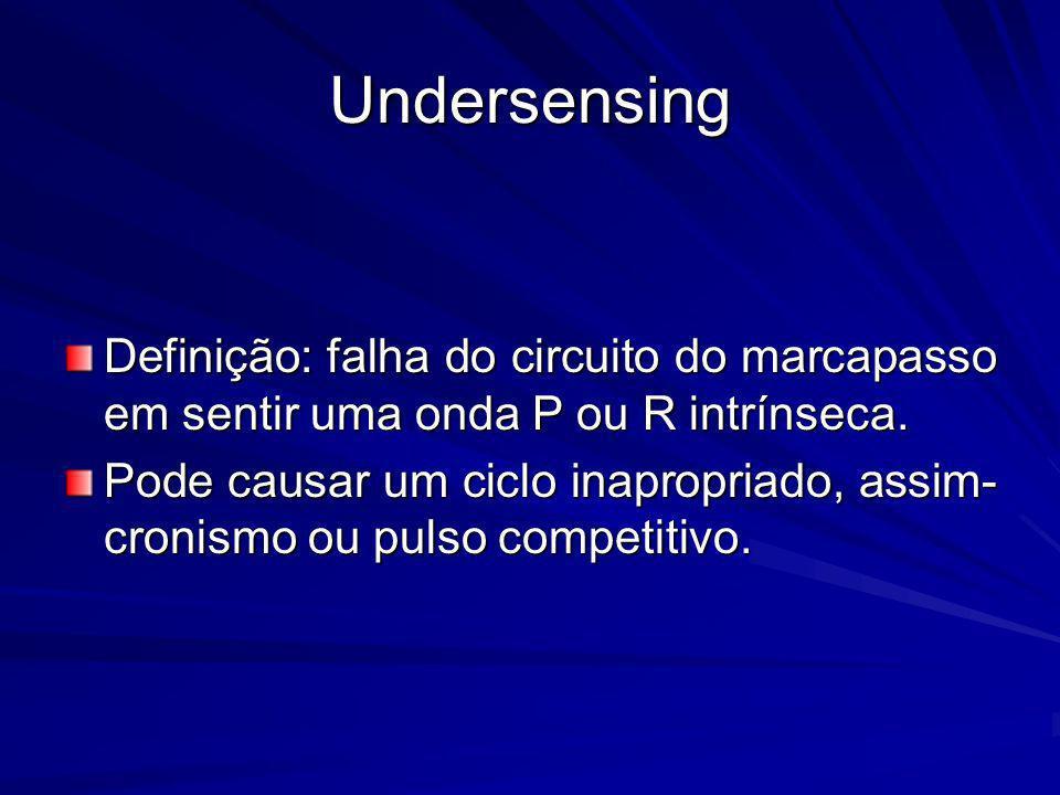 Oversensing