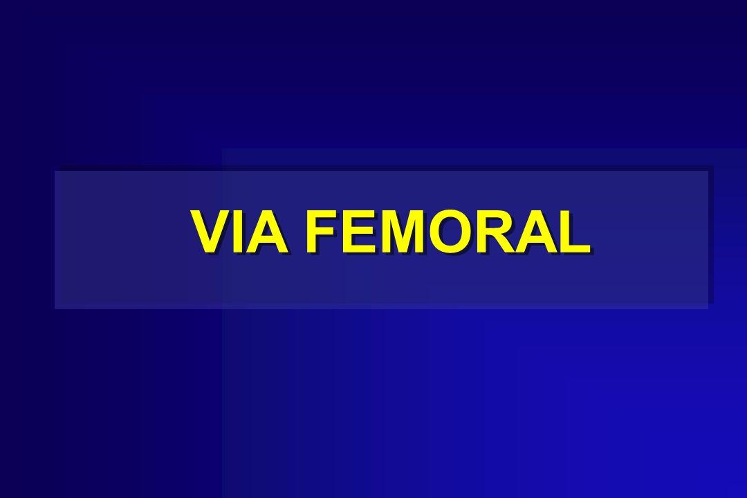 VIA FEMORAL