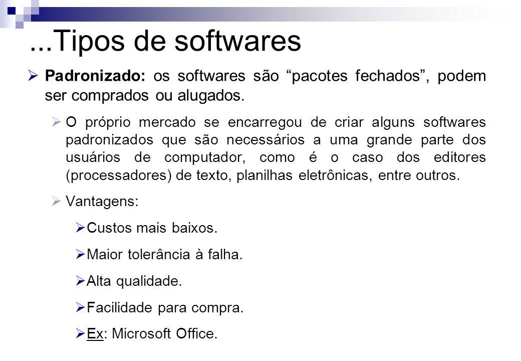 O conjunto de palavras (tokens), compostos de acordo com essas regras, constituem o código fonte de um software.