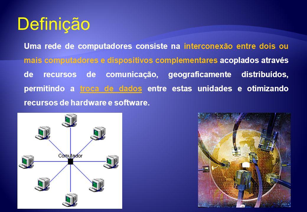 ...Comutadores ou Switches
