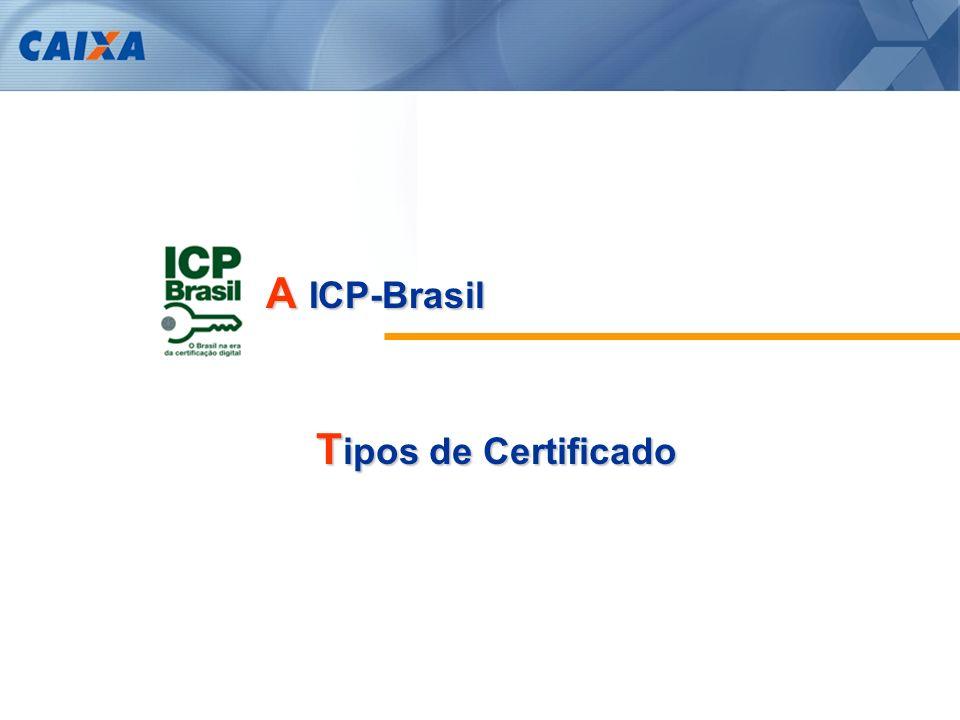 A Certificação Digital Onde armazenar o Certificado: