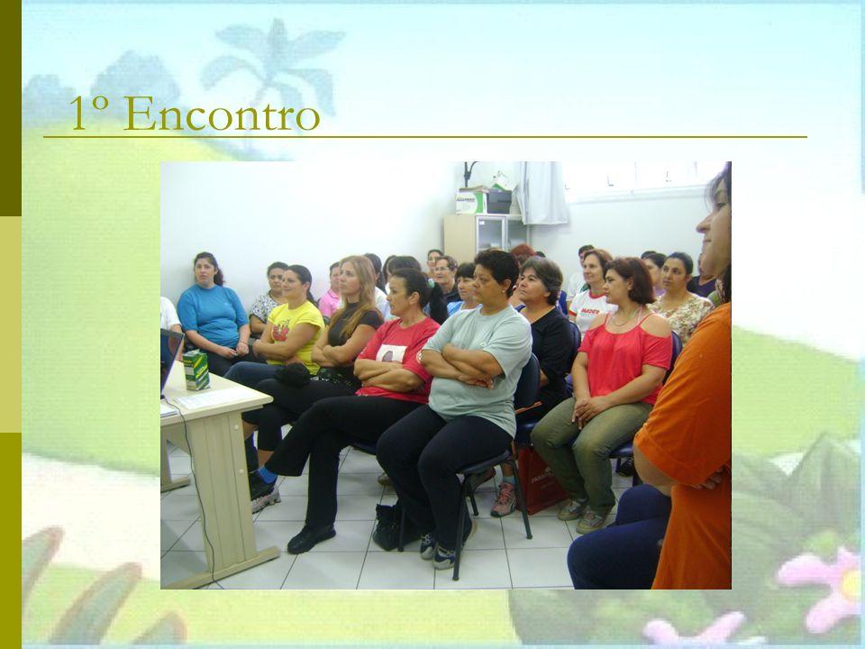 30 de outubro de 2008 - realizado o primeiro encontro para socialização e apresentação da proposta junto á comunidade. O encontro aconteceu no CIS Bel