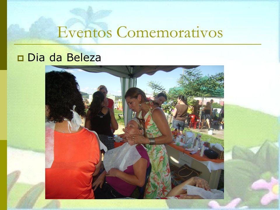 Eventos Comemorativos Café com Saúde