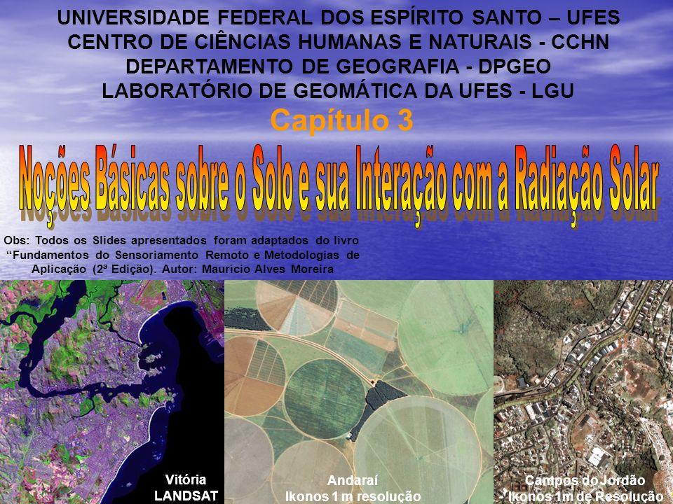 Atualização da nomenclatura dos solos, segundo a Embrapa (1999)