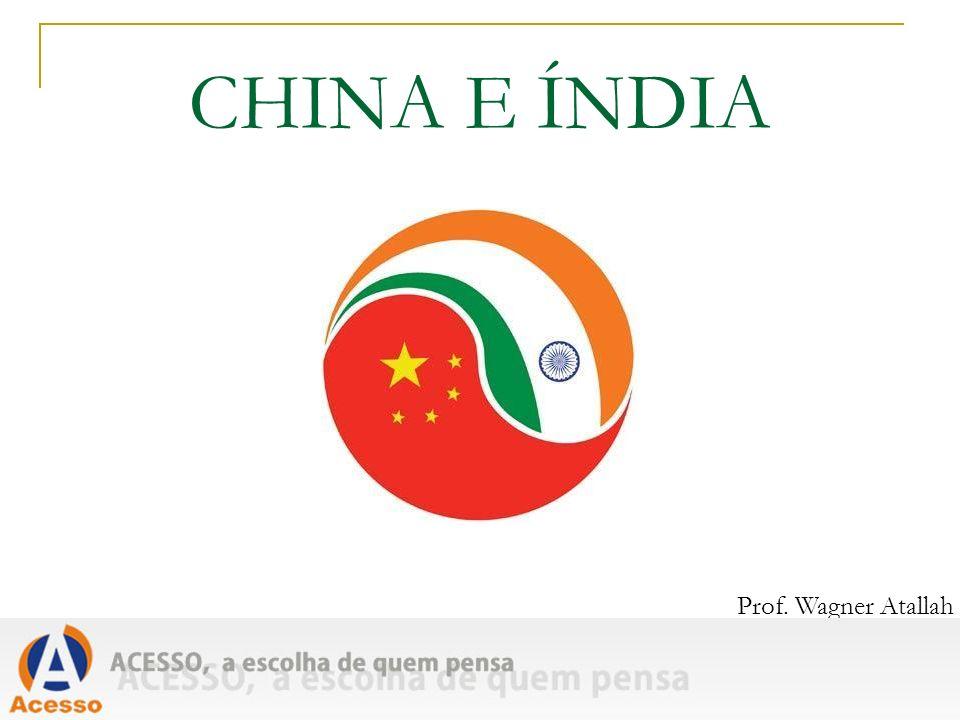 Mudanças econômicas e espaciais As taxas de crescimento econômico da China figuram entre as maiores do mundo.
