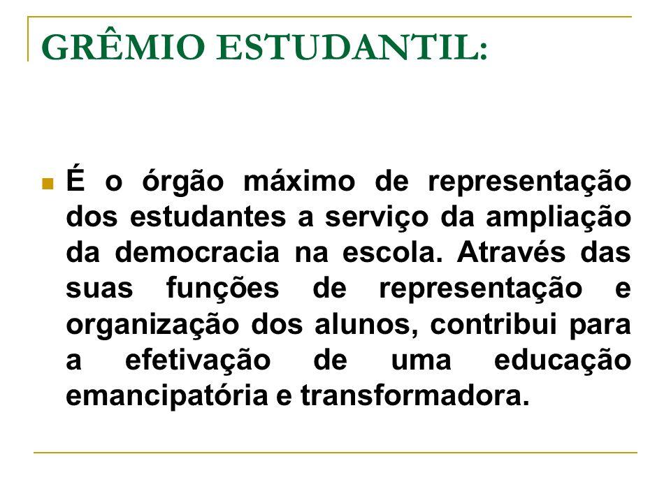 ASSOCIAÇÃO DE PAIS, MESTRES E FUNCIONÁRIOS: Órgão de representação dos Pais, Mestres e Funcionários que buscam a integração dos segmentos escolares, d