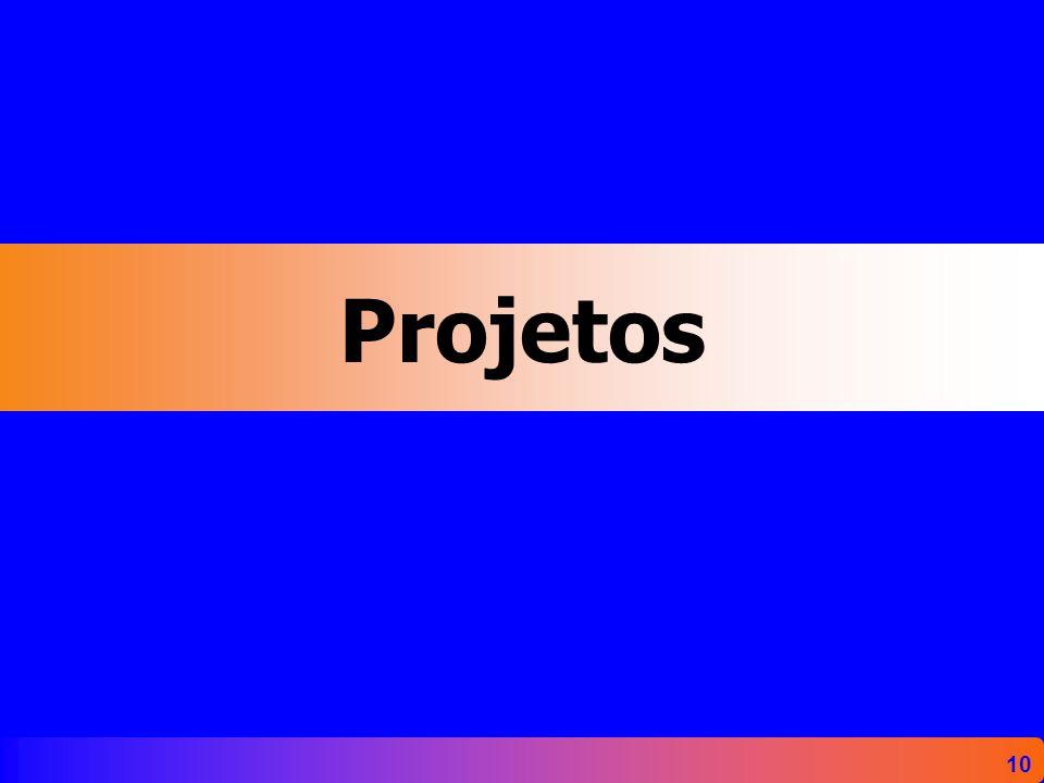 10 Projetos